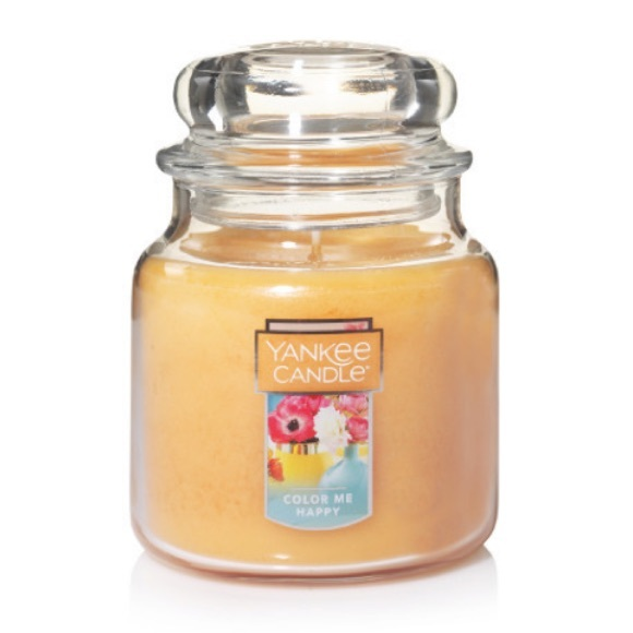 Yankee Candle Other - Yankee Candle: Color Me Happy
